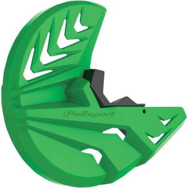 Protectii Disc Frana Polisport Protectie Disc Frana+Furca Kawasaki KX25F/KX450F 13-20 Green