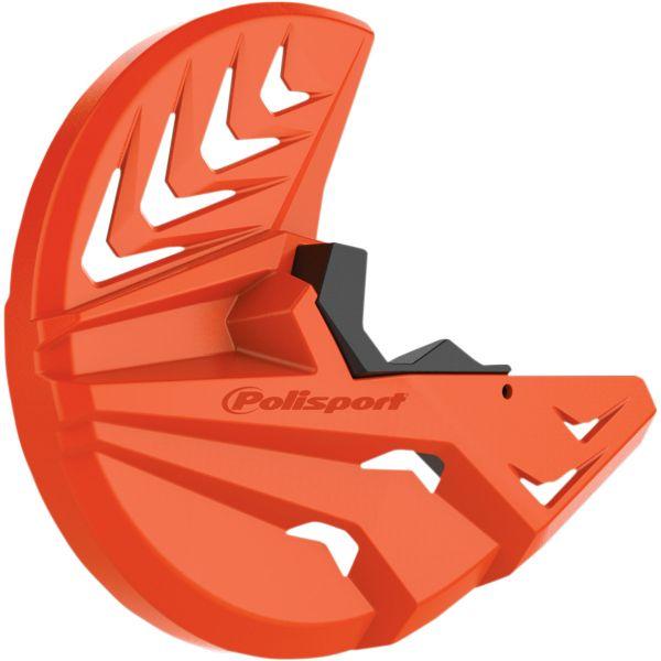 Protectii Disc Frana Polisport Protectie Disc Frana+Furca  KTM EXC/EXC-F/XC-F/XC-W 08-15 Orange
