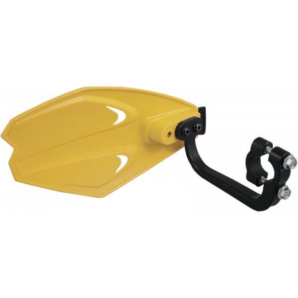 Handguard ATV PowerMadd-Cobra Hardware Powerx 22 MM Powder-coat/Black-34256