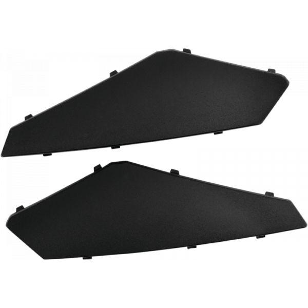 Handguard ATV PowerMadd-Cobra Placi Schimb Ventilate Handguard ATV Star Series 22 MM Plastic Black-34271