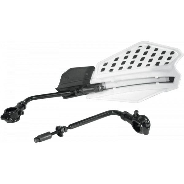Handguard ATV PowerMadd-Cobra Suporti Handguard ATV Star Series 22 MM Natural-34269