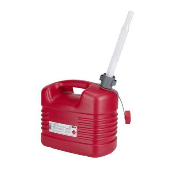 Canistre si Recipienti Pressol Recipient Combustibil 10 L Red