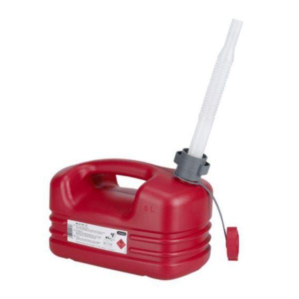 Canistre si Recipienti Pressol Recipient Combustibil 5 L Red