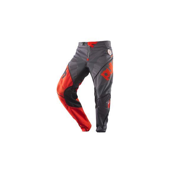 Pantaloni MX-Enduro Pull In Pantaloni Challenger Charcoal/Orange 2019