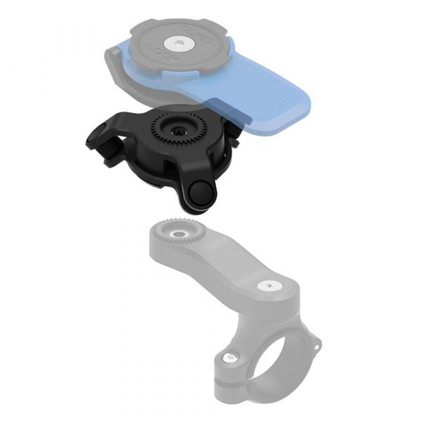 Suport Ghidon Telefon/GPS Quad Lock Amortizor Vibratii Motociclete QLA-VDM