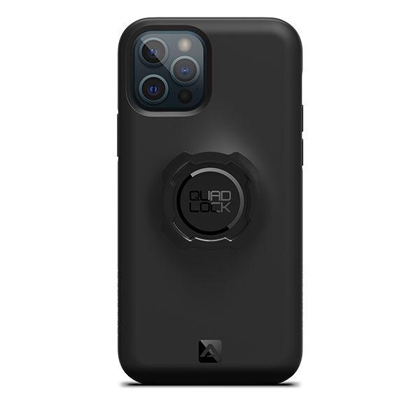 Suport Ghidon Telefon/GPS Quad Lock Carcasa iPhone 12 Pro Max QLC-IP12L