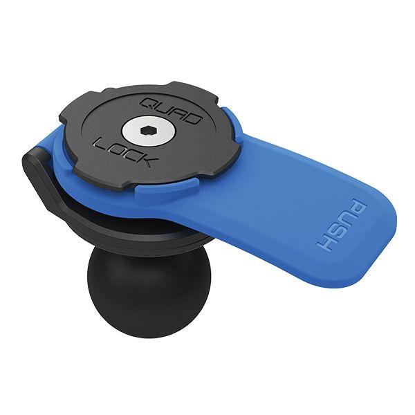 Suport Ghidon Telefon/GPS Quad Lock Suport Adaptor Cu Bila 1
