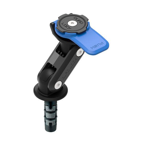 Suport Ghidon Telefon/GPS Quad Lock Suport Telefon Tija QLM-FSM