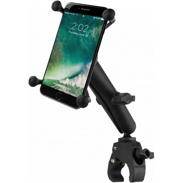 Suport Ghidon Telefon/GPS Ram Mounts Kit Xgrip Sml Tough Prindere - Ramb400cun10u