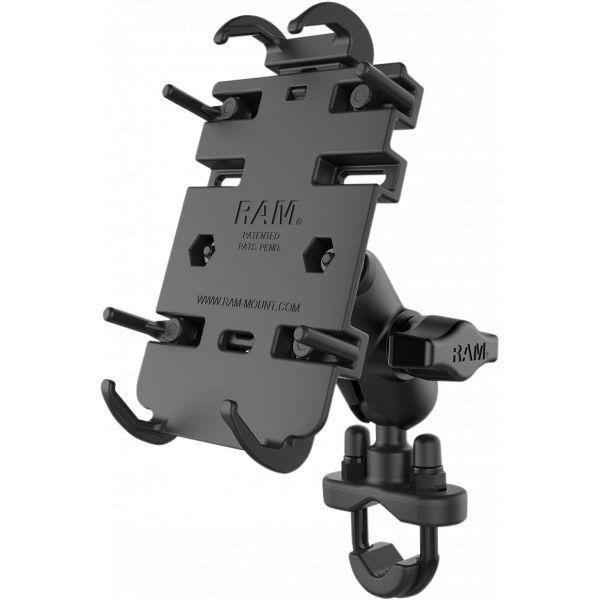 Suport Ghidon Telefon/GPS Ram Mounts Quick Grip Suport Telefon cu baza tip U - Ram-b-149za-pd3