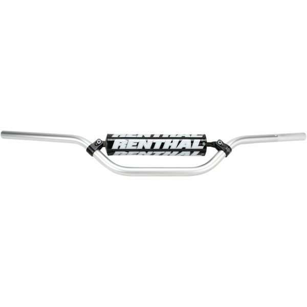 Ghidoane Moto Stradale Renthal Ghidon 7/8 Rc 809 High Silver