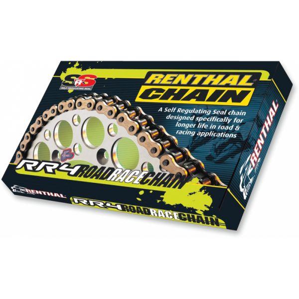 Kit de lant Renthal X-Ring Chain RR4 SRS 520 110 - C372