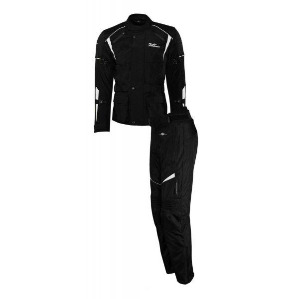 Combo Geaca/Pantalon ATV Rusty Stitches Combo Geaca + Pantaloni Textili Moto Dama Jenny Black 2021