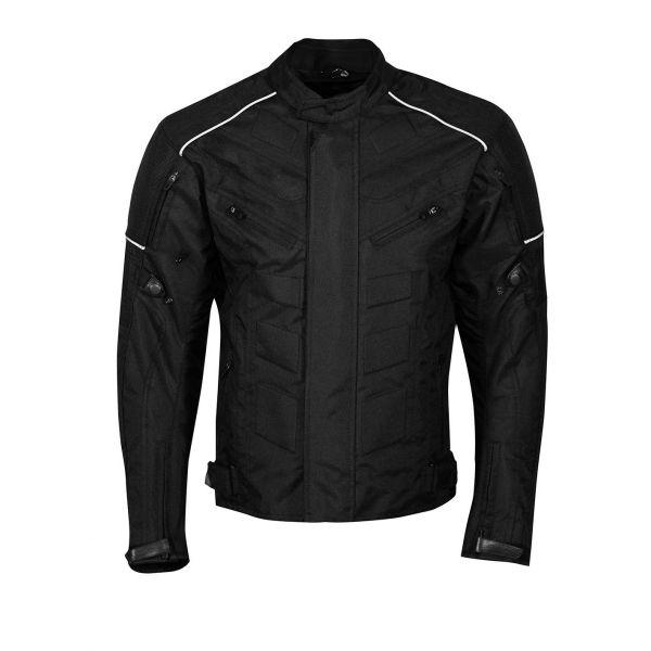 Geci Moto Textil Rusty Stitches Geaca Moto Textila Romeo Black 2021