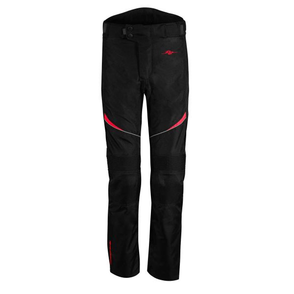 Pantaloni ATV Rusty Stitches Pantaloni ATV Tommy Black-Red  2021