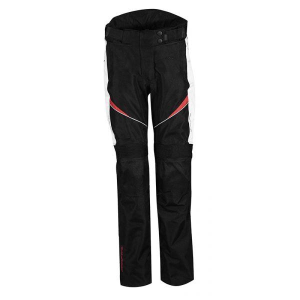 Pantaloni ATV Rusty Stitches Rusty Stitches Pants Jenny Black/White/Red 2021