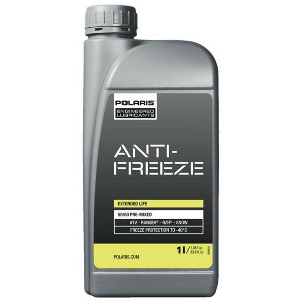 Antigel Polaris Antigel Anti-Freeze 50/50 Pre-Mixed-40 1L