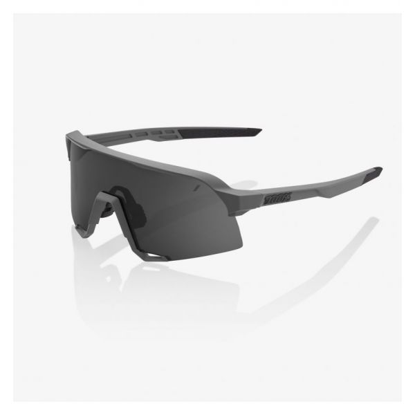 Ochelari de Soare 100 la suta Ochelari Soare S3 Cool Grey Matt Smoke Lens 2021