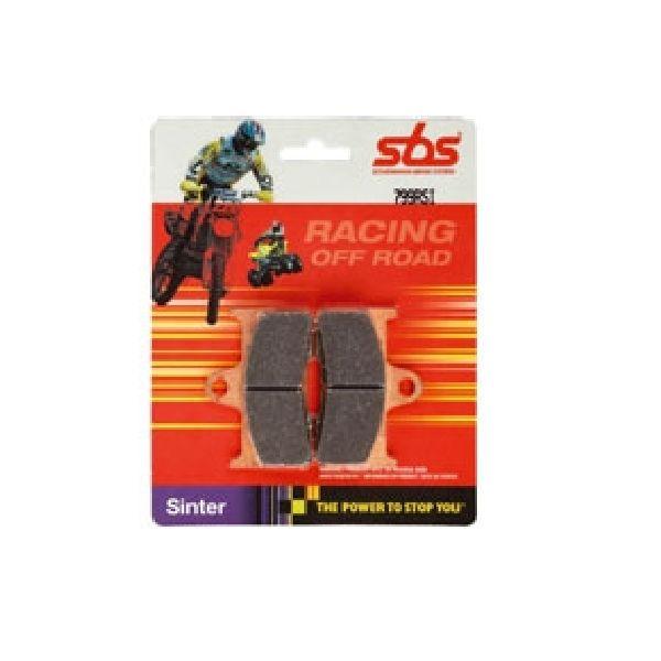 Placute de frana SBS RSI Placute Frana Off Road Racing Roata Spate
