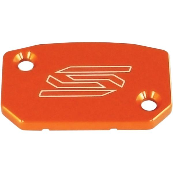 Accesorii MX-Enduro Scar Capac Rezervor Lichid Frana Fata KTM EXC 2005-2020 Orange