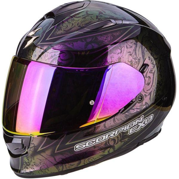 Casti Moto Integrale Scorpion Exo Casca EXO 510 AIR FANTASY - Negru Cameleon