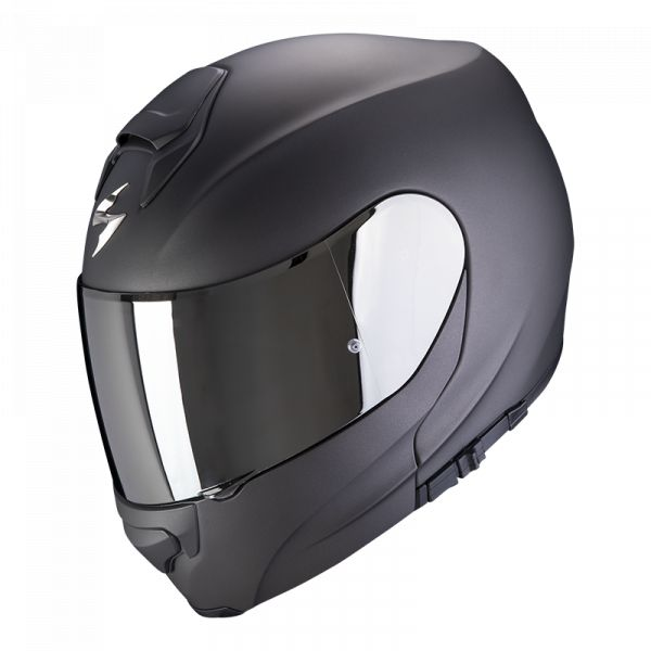 Casti Moto Flip-up (Modulabile) Scorpion Exo Casca Moto Flip-Up Exo-3000 Air Solid Matt Anthracite