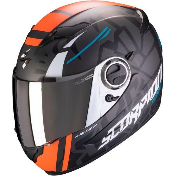Casti Moto Integrale Scorpion Exo Casca Moto Full-Face Exo 490 Rok Replica II