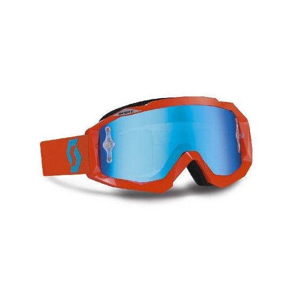 Ochelari MX-Enduro Scott Ochelari Brille Hustle Oxide Orange Chrome