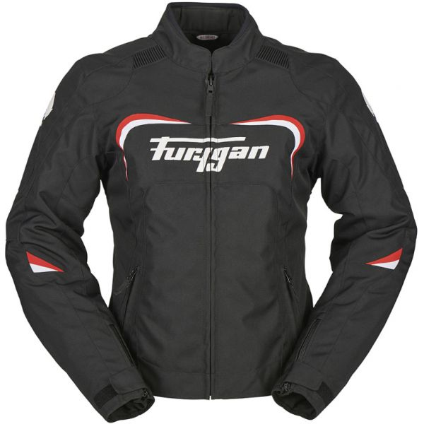 Geci Moto Textil - Dama Furygan Geaca Moto Textila Dama Cyane Black/Red/White 2020