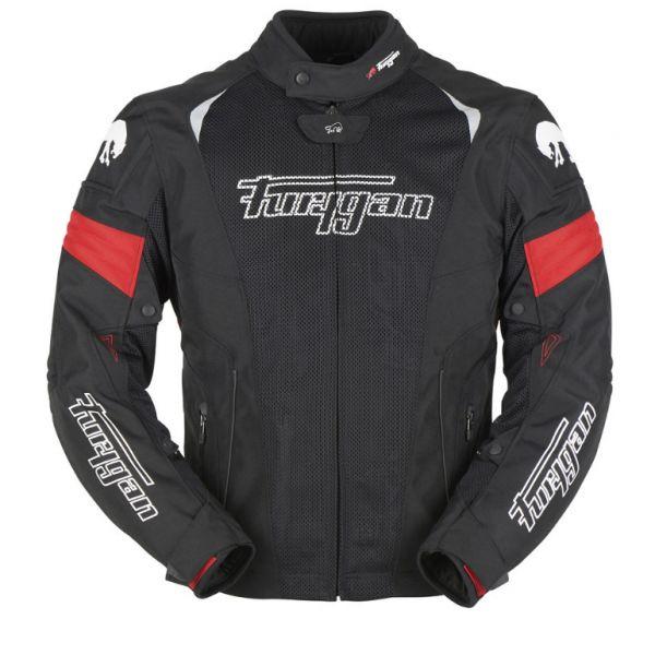 Geci Moto Textil Furygan Geaca Moto Textila Spark Vented 3 In 1 Black/Red 2020