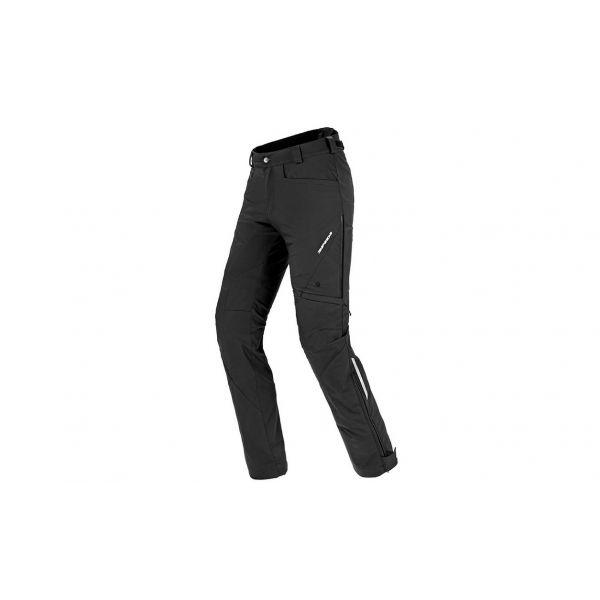 Pantaloni Moto Textil Spidi Pantaloni Moto Textili Stretch Tex Black 2021