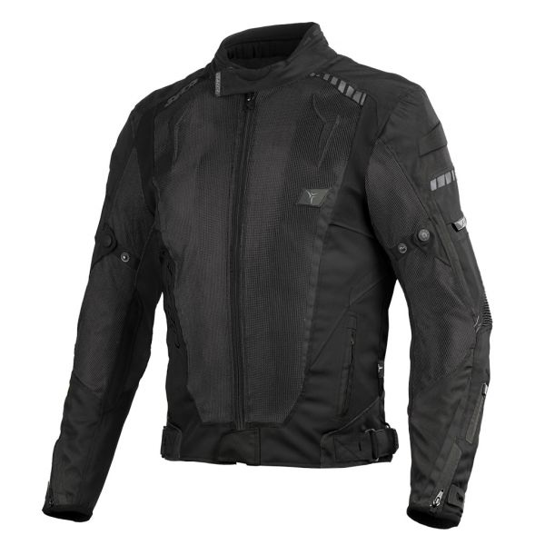 Geci Moto Textil - Dama Seca Geaca Strada Moto Dama Textil Airflow II Black 2021