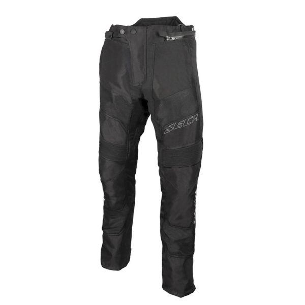 Pantaloni Moto Textil Seca Pantaloni Moto Touring/Strada Jet II Black 2021