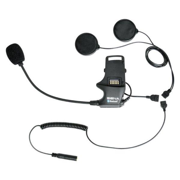 Sisteme Comunicatie Sena Accesoriu Sistem Comunicatie SMH10 Kit Casti Negre