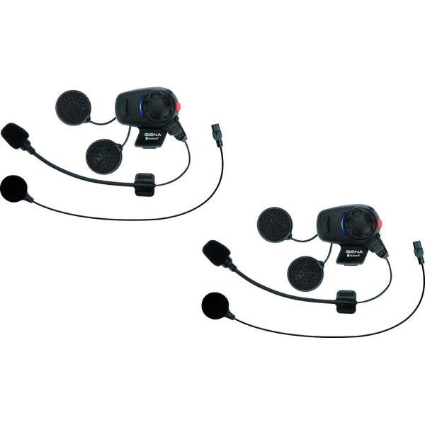 Sisteme Comunicatie Sena Sistem Comunicatie SMH5D Dual Bluetooth Microfon Boom/Wired Black