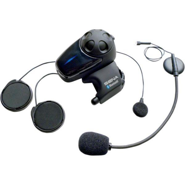 Sisteme Comunicatie Sena Sistem Comunicatie SMH10 Single Bluetooth Radio Universal Negru
