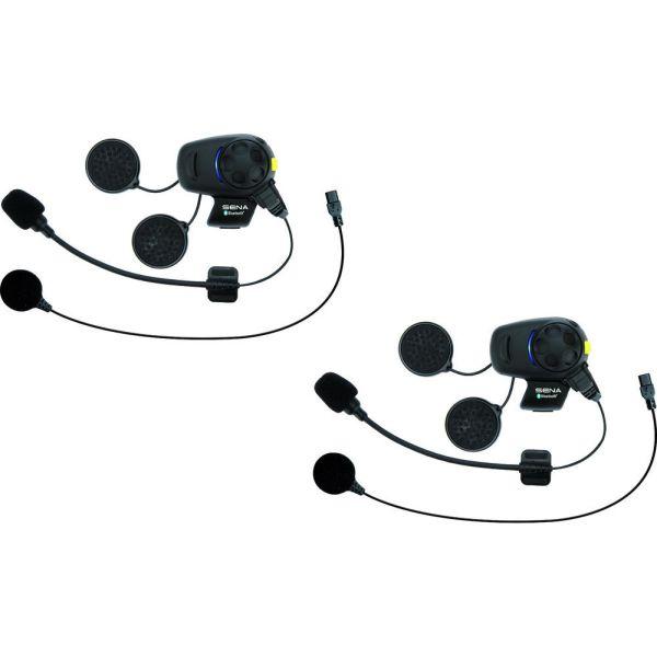 Sisteme Comunicatie Sena Sistem Comunicatie SMH5D FM Dual Bluetooth Microfon Boom/Wired Black