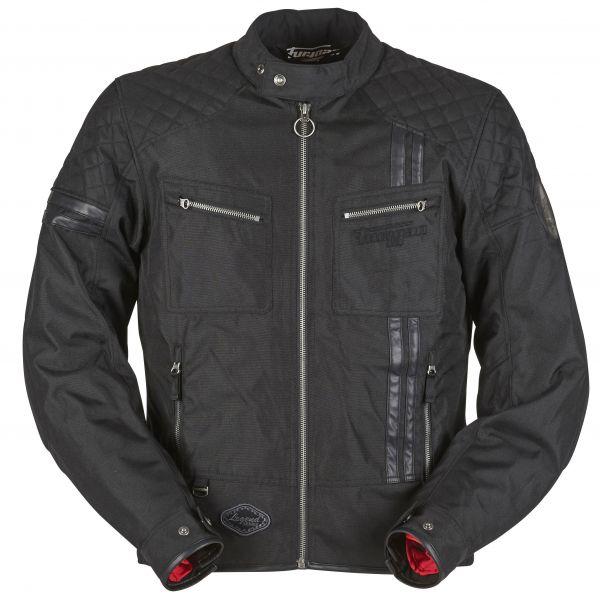 Geci Moto Textil Furygan Geaca Moto Textila Serpico Black