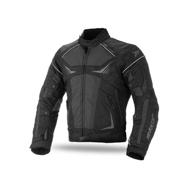 Geci Textil Seventy Geaca Textila Impermeabila SD-JR55 Black