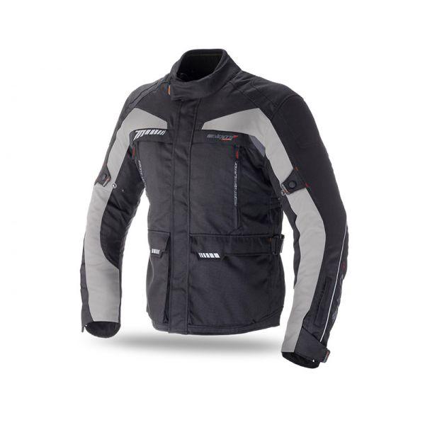 Geci Textil Seventy Geaca Textila Impermeabila SD-JT41 Black/Gray