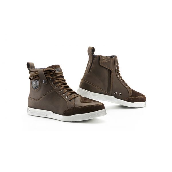 Cizme Moto Scurte Seventy Ghete Moto Urban SD-BC7 Brown