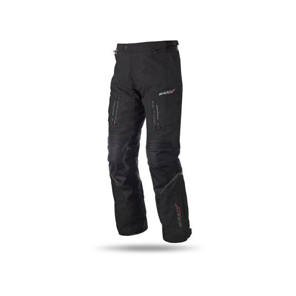 Pantaloni Moto Textil Seventy Pantaloni Textili Impermeabili SD-PT1 Black