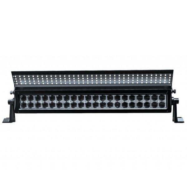Bare Led ATV/UTV Shark BARA LED SHARK LED LIGHT BAR 21,5 inch, 6D WITH LED COVER, 120W