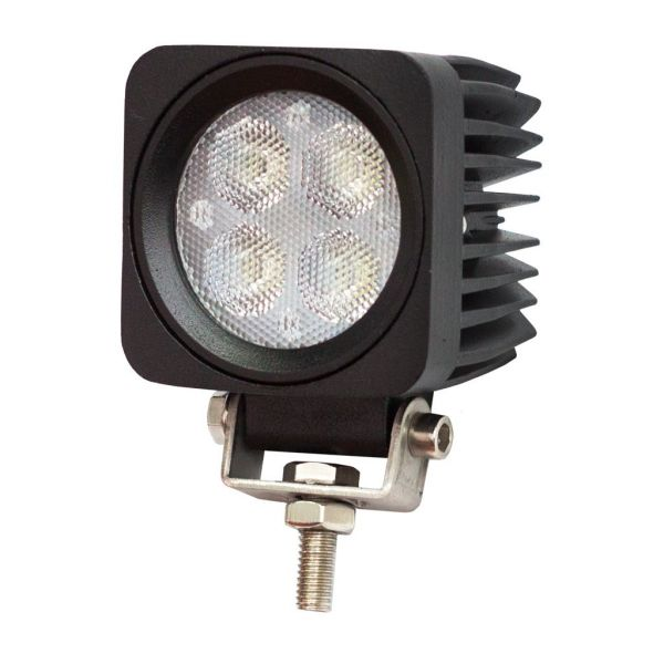 Bare Led ATV/UTV Shark BARA LED SHARK LED WORK LIGHT, 12W