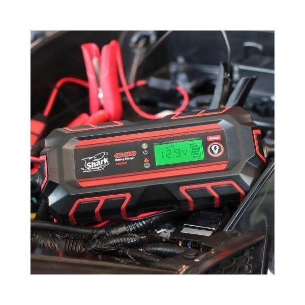 Incarcatoare/Redresoare Baterii Shark Incarcator Baterie CN-4000 6/12V IP54 4A DC