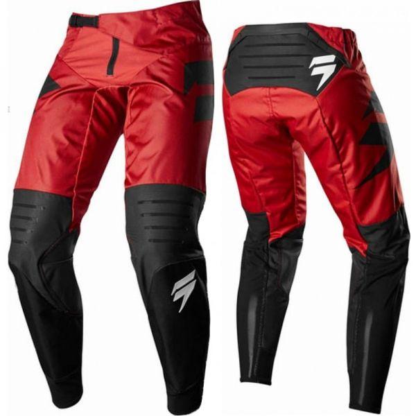 Pantaloni MX-Enduro Shift LICHIDARE STOC Pantaloni 3Lack Strike Red 2018