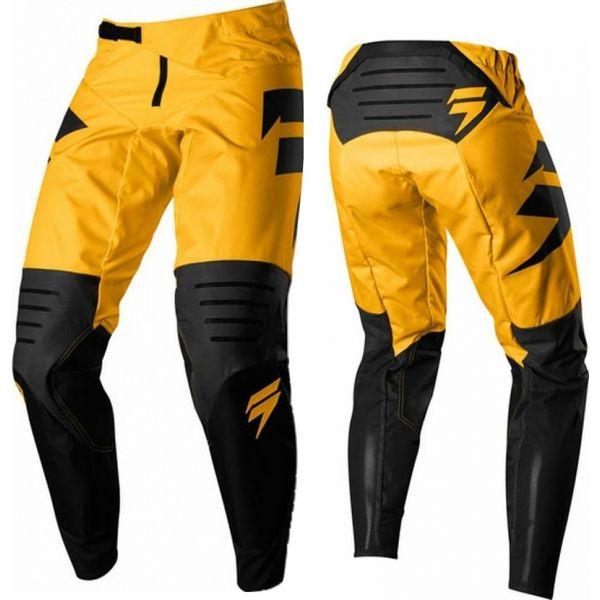 Shift LICHIDARE STOC Pantaloni 3Lack Strike Yellow 2018