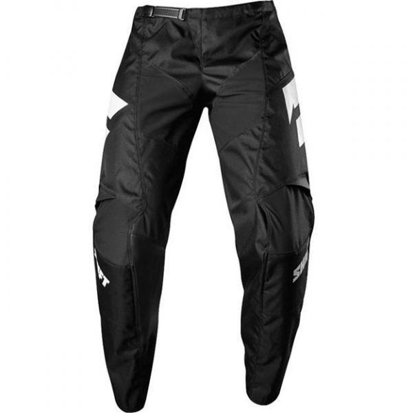 Pantaloni MX-Enduro Copii Shift Pantaloni MX Copii Whit3 Ninety Seven Negru 2020