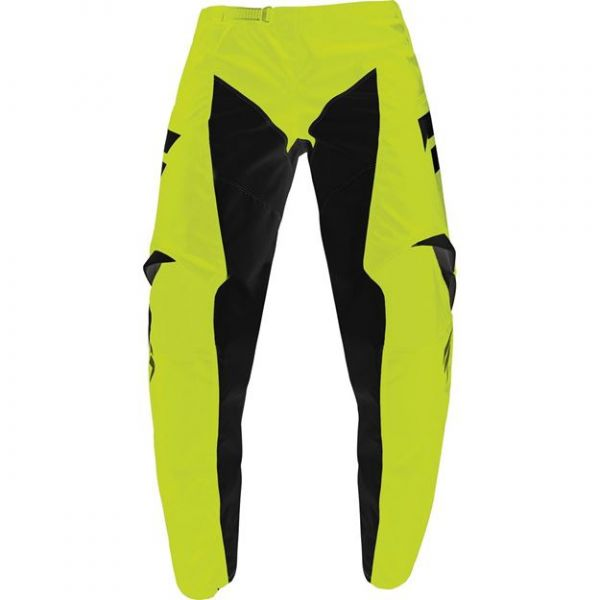 Pantaloni MX-Enduro Copii Shift Pantaloni MX Copii Whit3 Race 2 Galben 2020