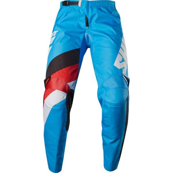 Pantaloni MX-Enduro Shift Pantaloni Whit3 Tarmac Blue